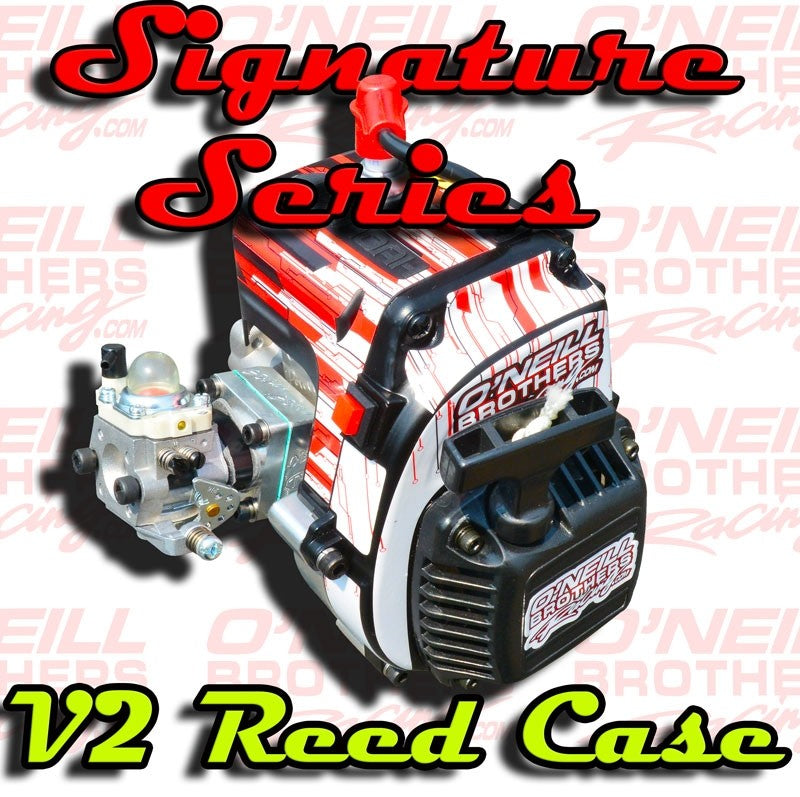 31.8cc OBR G320 Reed Case Engine V2 Signature Series