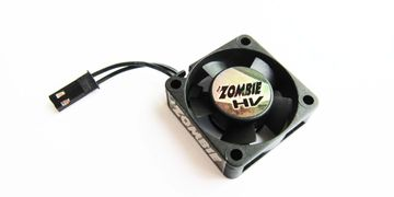 30 mm High Voltage Team Zombie Fan