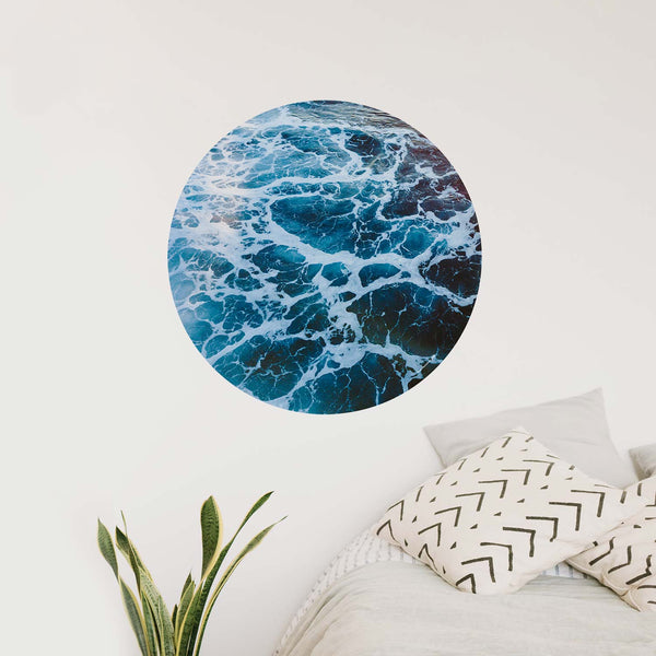 Ocean textures™ — Wall Decal