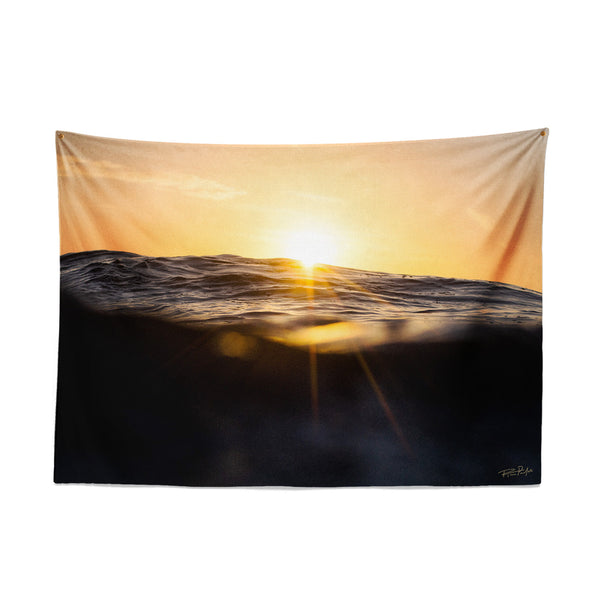 rise™ — Wall Tapestry