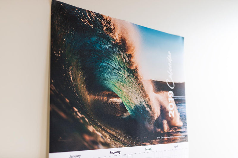 2019 XXL Wall Calendar by Ryan Pernofski
