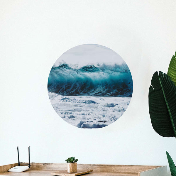 A W A S H — Wall Decal