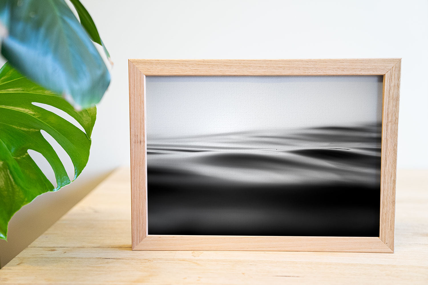 """Calm"" Framed Print"