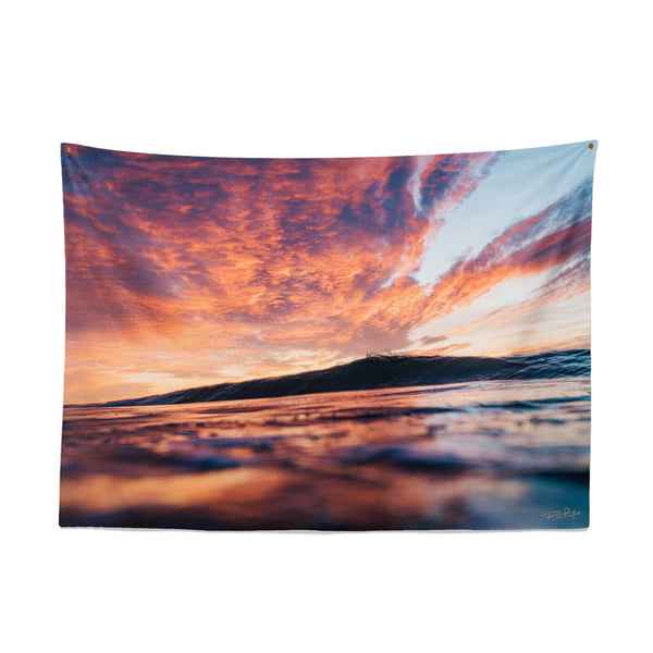 sunrise lover™ — Wall Tapestry