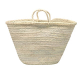French shopping basket large
