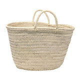 french market straw bag - SMALL - market basket