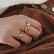BE BOLD RING
