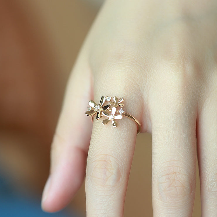 THE FLOWERS RING