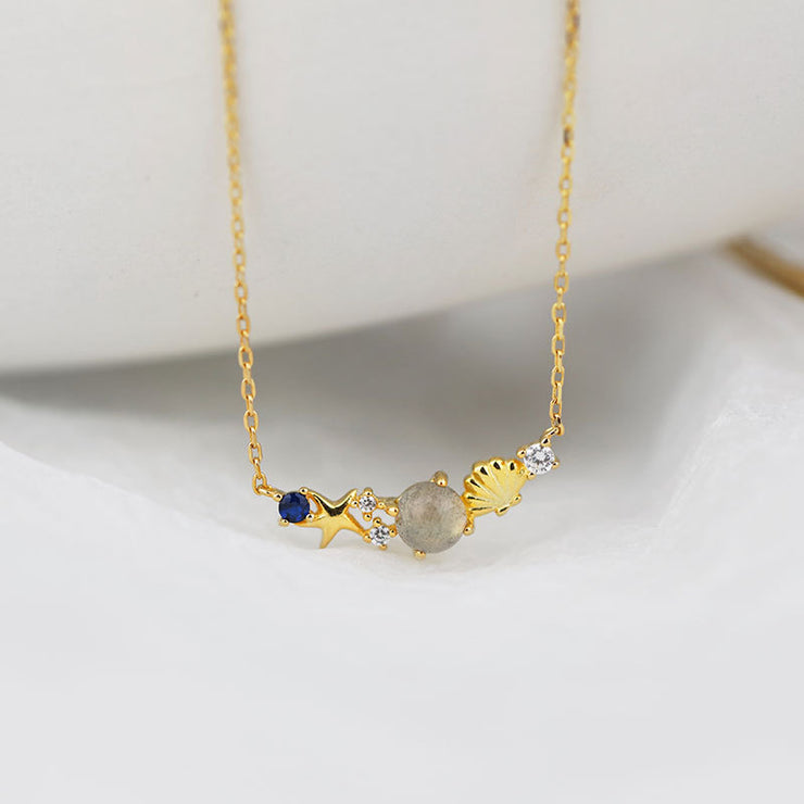 THE LITTLE MERMAID'S NECKLACE