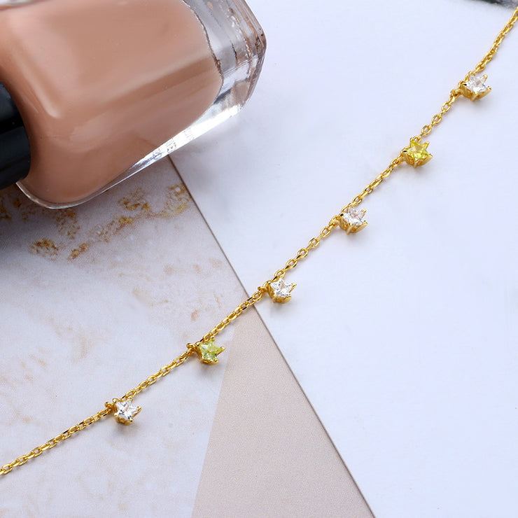 TWINKLE TWINKLE STARS NECKLACE