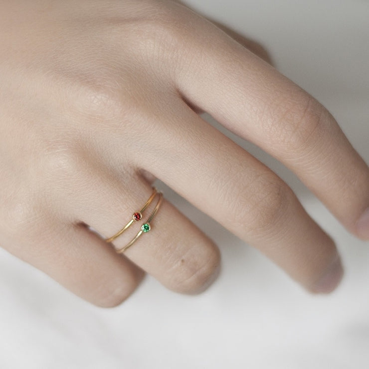 TIMELESS ROMANCE RING