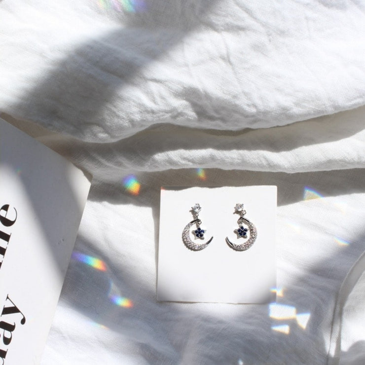 MAGICAL MOON STUDS
