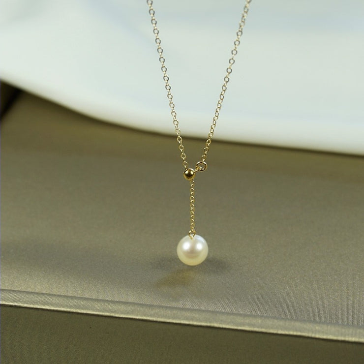 POWER PEARL ADJ. NECKLACE