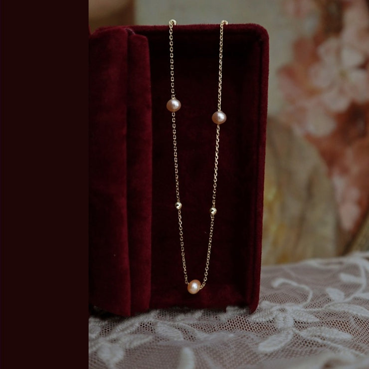 CLASSIC PEARLS NECKLACE 2.0