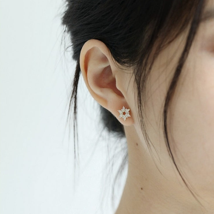 AKA-YUKI EARRINGS