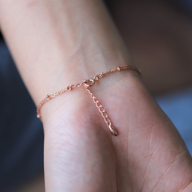 DOUBLE LAYERED STARLIGHT BRACELET