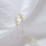 MOONLIGHT CLIP-ONS EARRINGS