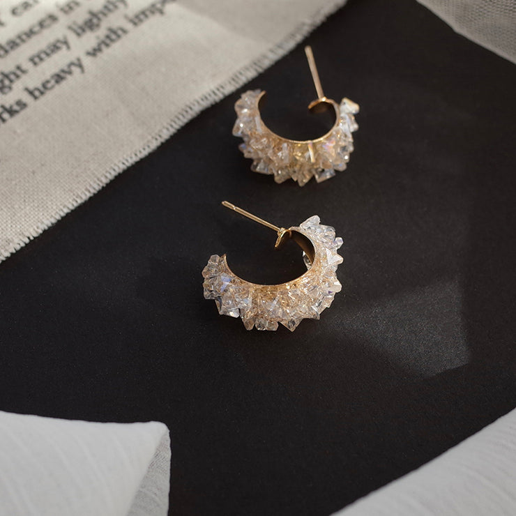 ICY FROST EARRINGS