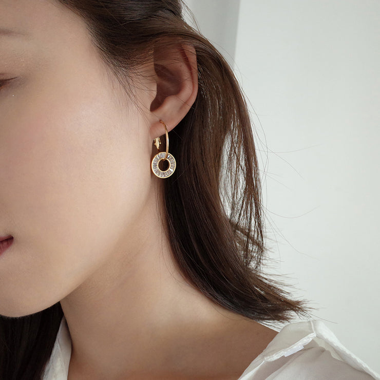MERRY-GO-ROUND EARRINGS
