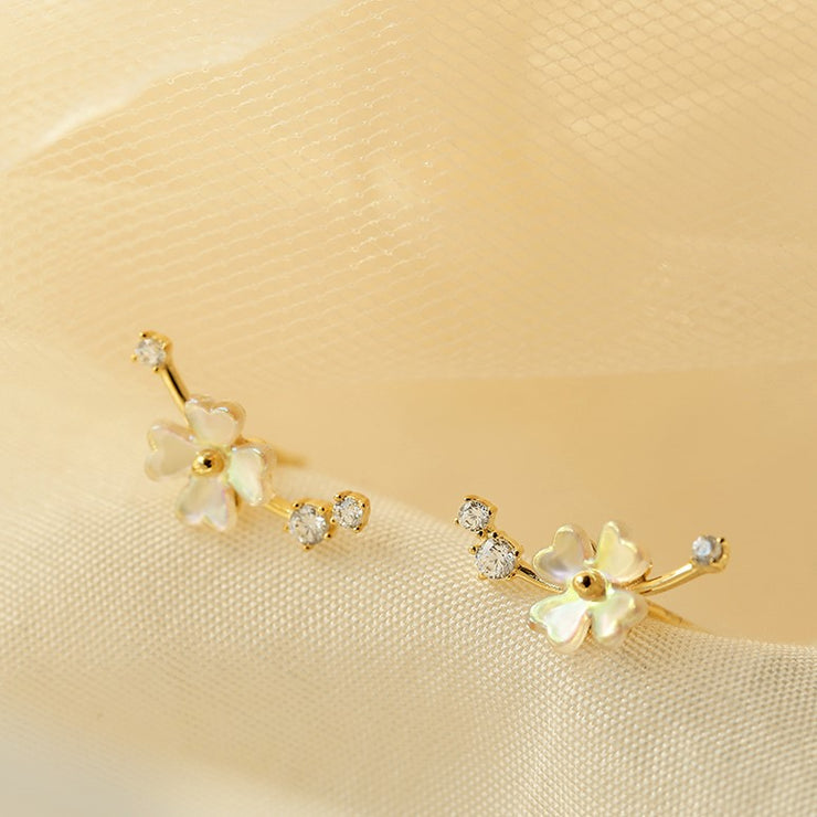 BRANCH OF THE CHERRY BLOSSOM TREE STUDS