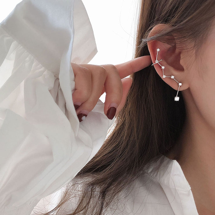 CONSTELLATION EAR STUDS