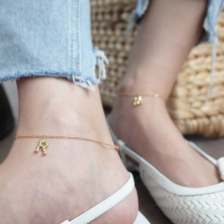 BE-YOURSELF ANKLET