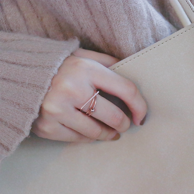 TRIPLET LAYER RING