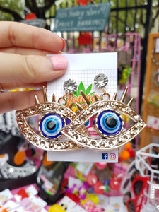 Fantastic Eyes Earrings