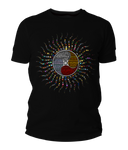 Creative Mandala Short-Sleeve Unisex T-Shirt