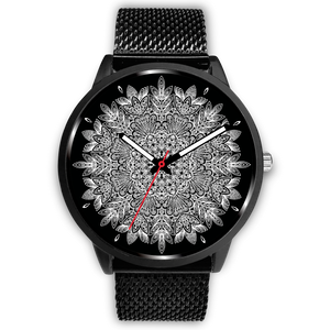 Ultimate Purity Mandala Watch