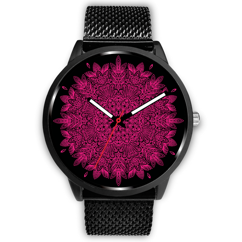 Unconditional Love Mandala Watch