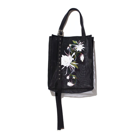 EMBROIDERY MESH BAG