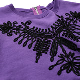 CORD EMBROIDERY TOPS