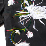 EMBROIDERY OPEN COLOR SHIRT