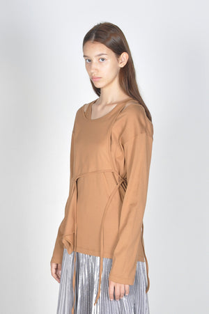 Layered Asymmetric Top