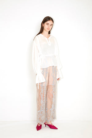 BI COLOR LACE PANTS
