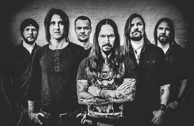 Album Review : Amorphis - Queen Of Time