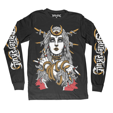 Long Sleeve: The Sinister Witch Queen