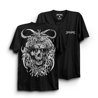 Jersey Tee: Tiger Crown