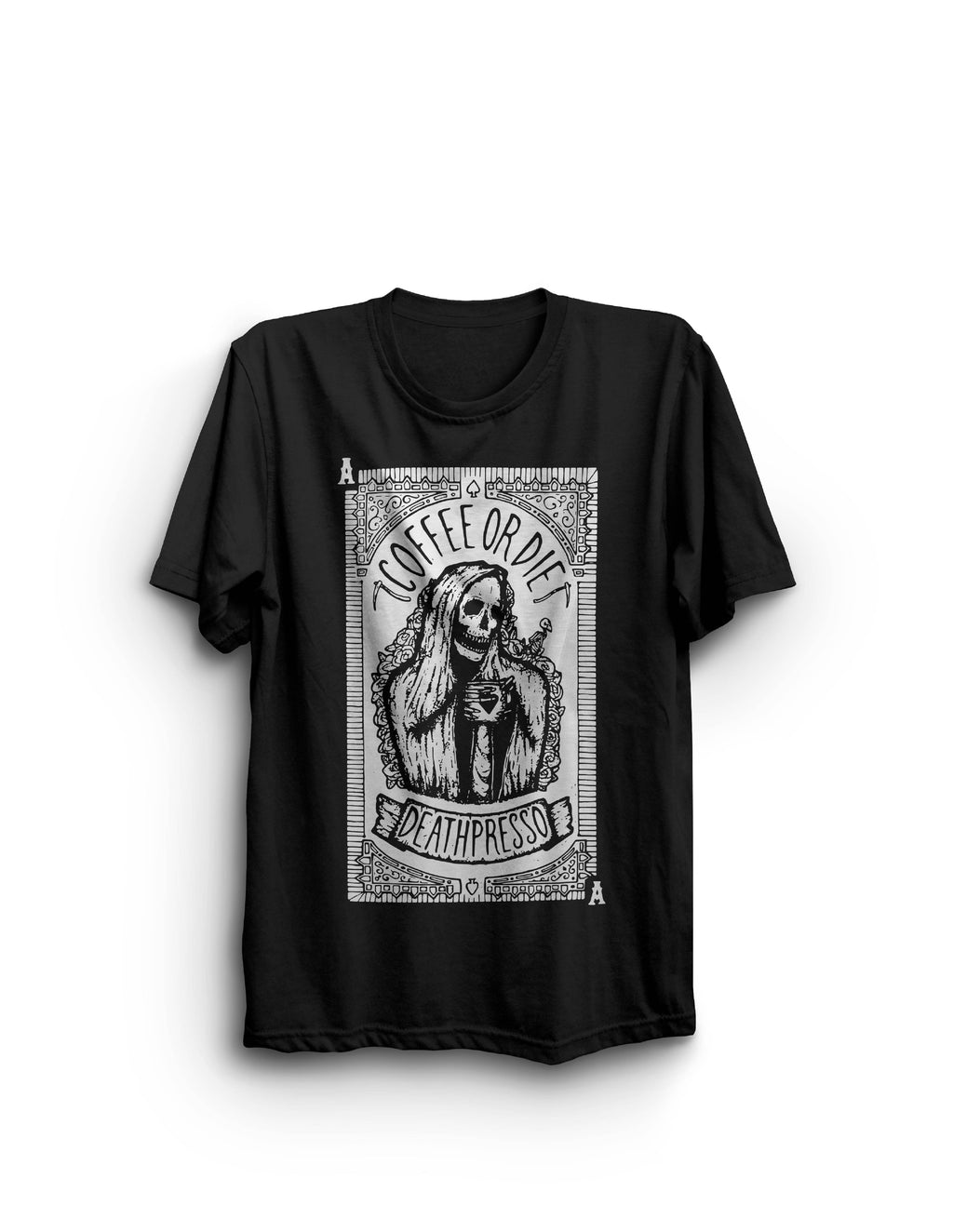 Deathpresso Coffee Tee