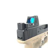 Airsoft Artisan RMR Mount with Sight for Marui Glock17 / WE Glock Series