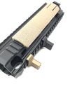 AIRSOFT ARTISAN PICATINNY RAIL HANDSTOP ( DARK EARTH / BLACK )