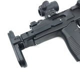 AIRSOFT ARTISAN Retractable Stock For KWA  MP9/TP9 ( Type B )