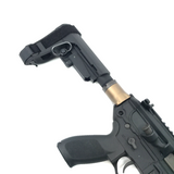 AIRSOFT ARTISAN M4 STOCK ADAPTER For CYBER GUN SIG MCX AEG