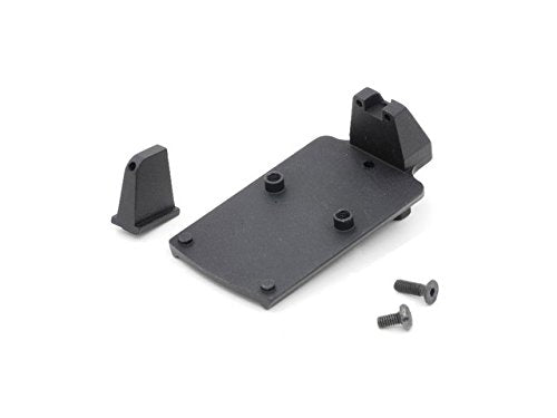 Airsoft Artisan RMR Mount with Sight for WE Glock Series