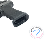 Airsoft Artisan Magwell  for VFC, Marui, WE Glock series  ( BLACK / SILVER / BRONZ )