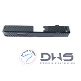 AIRSOFT ARTISAN DWS Slide Kit for Tokyo Marui Model 17 -  ( H-238 MIDNIGHT BLUE )