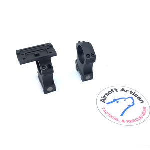 AIRSOFT ARTISAN NF Style 30mm mount with T1 Scope Ring Interface