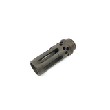 Airsoft Artisan SF Style Muzzle Brake W Comp Flash hider (BK)
