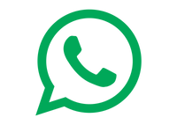 Whatsapp logo light green png 0